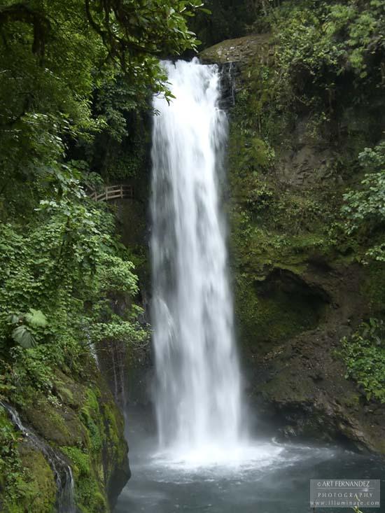 Catarata Encontada, Costa Rica - March 2008