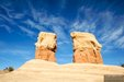 Hoodoos and Cloud #1, Grand Staircase-Escalante National Monument