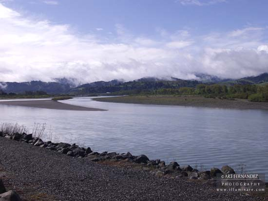 Western Eel River, Fortuna, CA, 2001