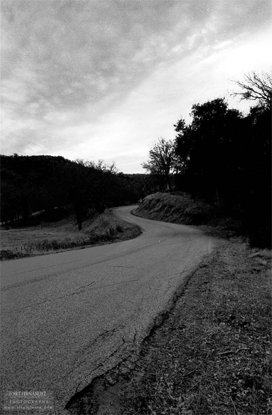 Endless Journey, Carmel Valley, 1993