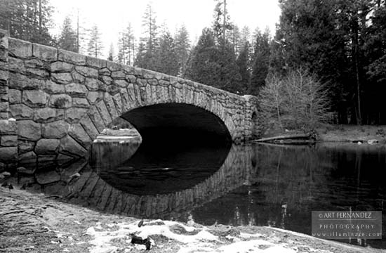 Bridge Over Merced River, Yosemite, 2006