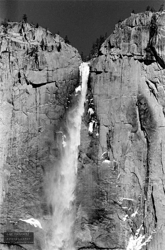 Upper Yosemite Falls, 2006