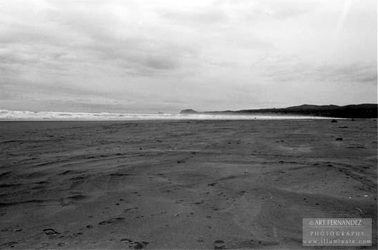 Mad River Beach After The Rain, McKinleyville, CA, 2006