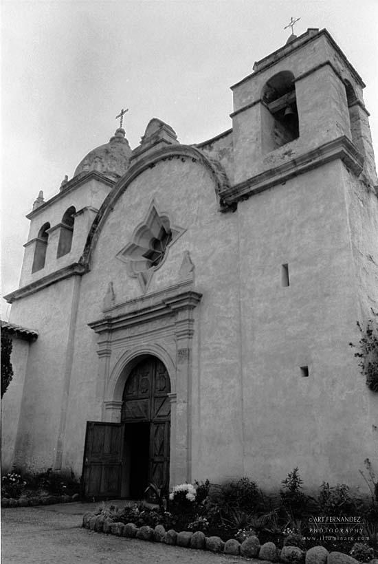 Carmel Mission, Carmel, CA, 2006