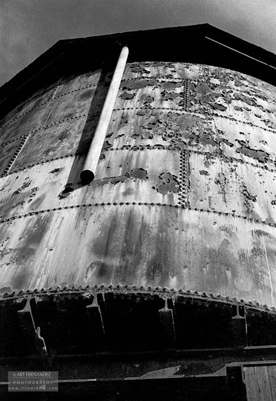 Water Tower Texture #2, 2006