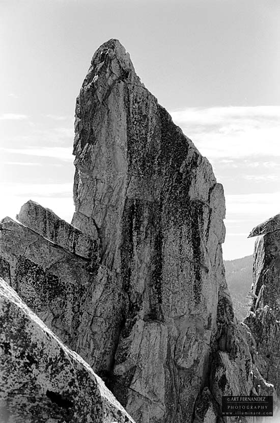 Castle Crags Peak, 2006