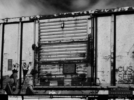 Boxcar Graffiti, 2006