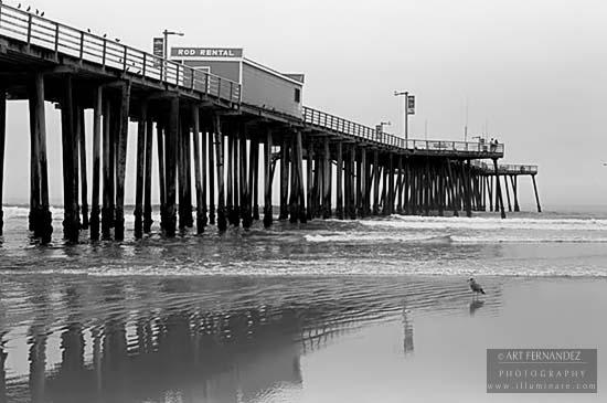 Rod Rental, Pismo Beach, 2006